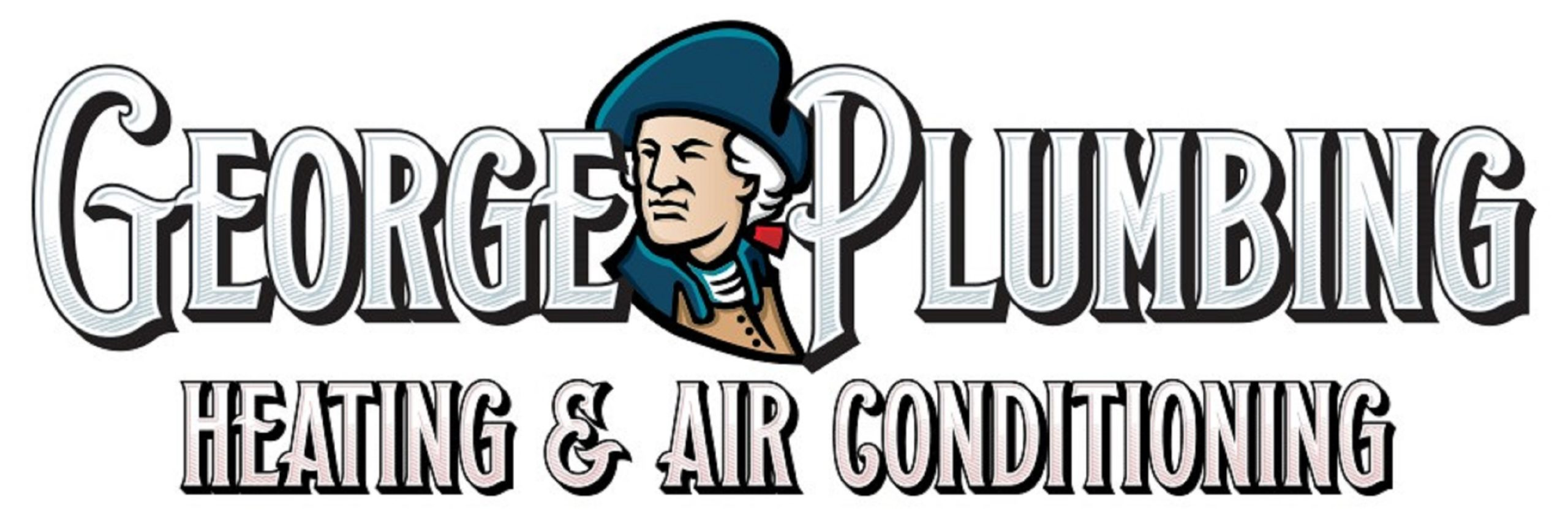 george plumbing heating and air logo